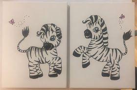Zebra my little pony
