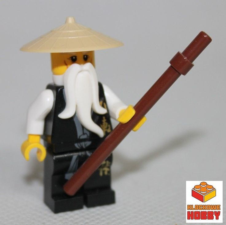 Connu 25+ unique Lego ninjago sensei wu ideas on Pinterest | Ninjago  XZ28