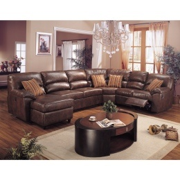 Chesterfield Sofa Charming Sectional Sofas with Recliners Furniture