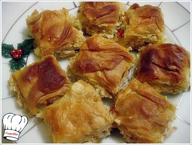 ΚΟΤΟΠΙΤΑ ΣΠΕΣΙΑΛ!!! | Νόστιμες Συνταγές της Γωγώς