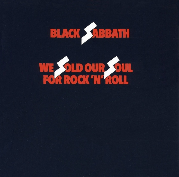 Still my favorite Black Sabbath CD - really a compilation - and TRULY the BEST material from the Ozzy era. I found the tape for this album in the 4-dollar bargain bin, with a less-common virgin Mary album cover. What a find!