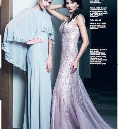 Editorial for Viva Magazine  MUA Alina Brailescu