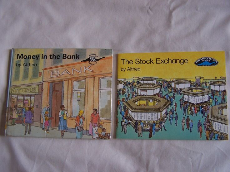 #Althea #money in the bank 1983 h/b + the stock exchange 1984 p/b #dinosaur books,  View more on the LINK: http://www.zeppy.io/product/gb/2/311710354981/