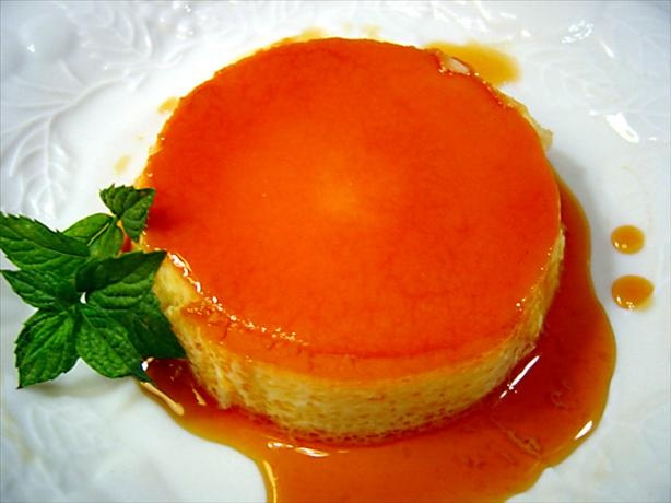 Creamy Caramel Flan from Food.com: A very popular dish in the ...
