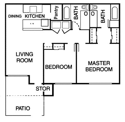 24 best images about casitas on pinterest house plans for 2 bedroom casita plans
