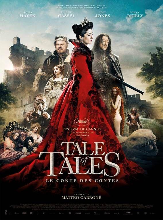 Tale of tales : après la conf. de presse, j'ai encore plus envie de voir ce film. http://t.co/5S3AkU9Fm9