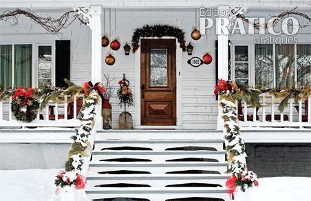 25 best ideas about deco noel exterieur on pinterest decoration de noel ex - Pinterest deco exterieur ...
