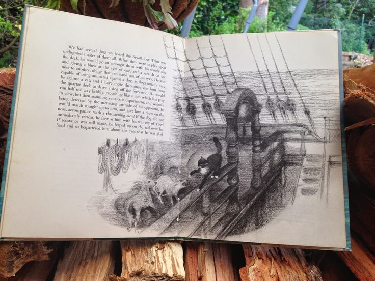 Trim by Matthew Flinders journey-and-destination: An Educational Manifesto - Ambleside Online Year 4