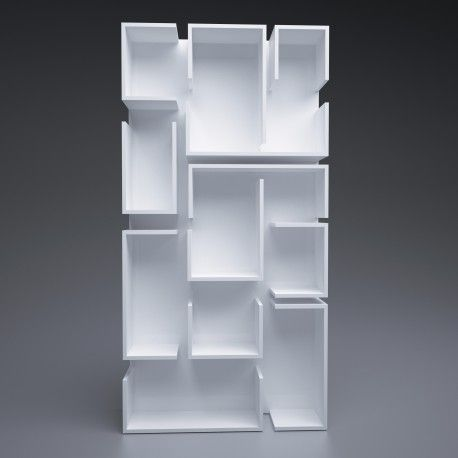 absolutely unique bookshelf.