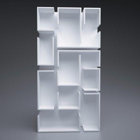 absolutely unique bookshelf.