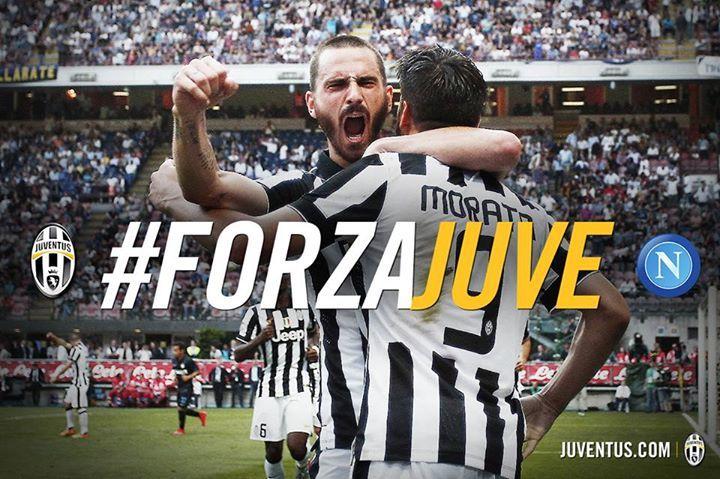 Juventus 3:1 Napoli