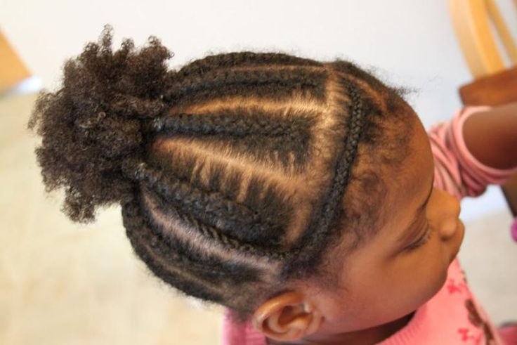11 best cute hairstyles for black girls and toddlers ...