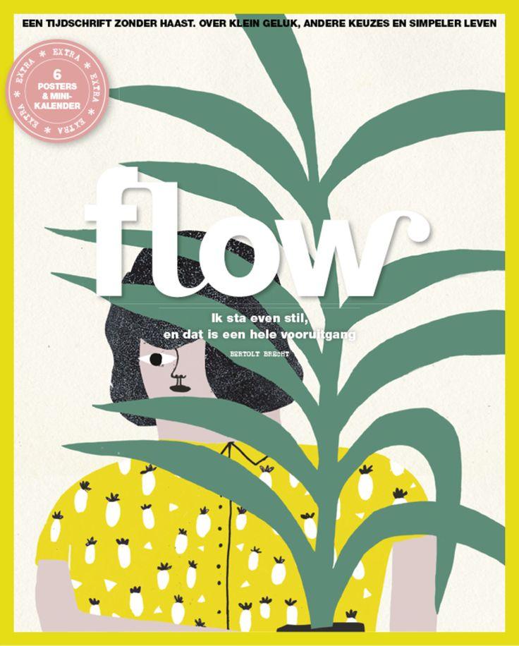 Flow 2016 - 1 Ik sta even stil en dat is een hele vooruitgang, Bertholt Brecht