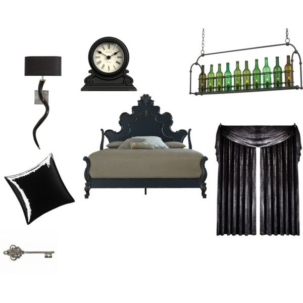 x by jessica-gl on Polyvore featuring interior, interiors, interior design, hogar, home decor, interior decorating, Currey & Company, Betsey Johnson, Laurence Llewelyn-Bowen and Newgate