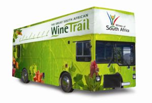 South African Wine Trail Bus!