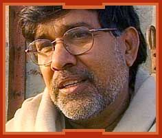 Kailash Satyarthi has saved tens of thousands of lives. At the age of 26 he gave up a promising career as an electrical engineer and dedicated his life to helping the millions of children in India who are forced into slavery by powerful and corrupt business- and land-owners.