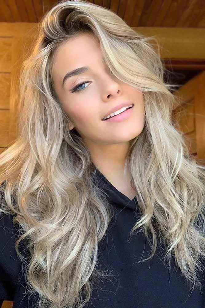Platinum Blonde For Light Brown Hair Long Platinumblonde