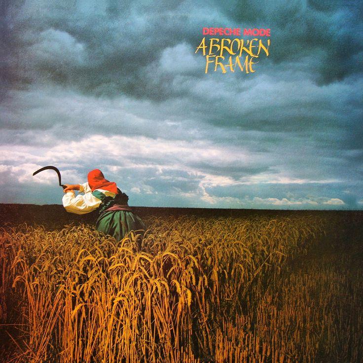 A Broken Frame (LP); Depeche Mode; JPEG; 1500×1500