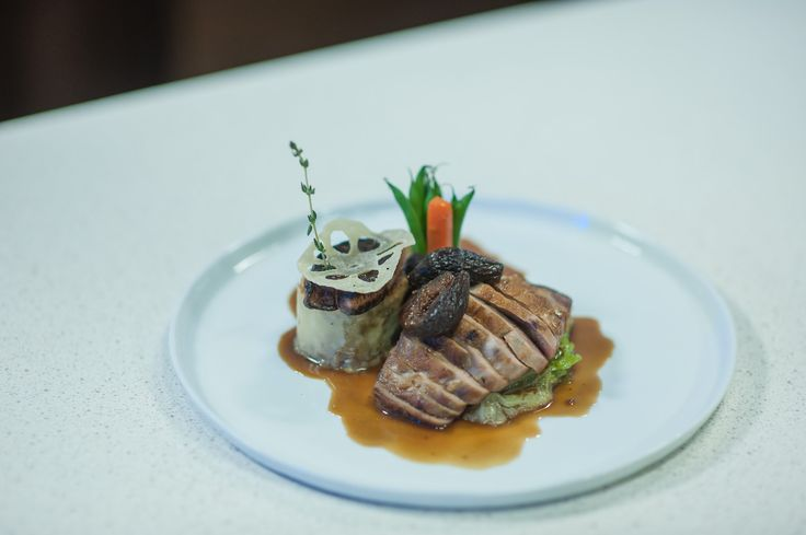 """Watch Ep. 7 """"Delectable Duck"""" with Michael Lachowicz, restaurant Michael, on youtube!"""