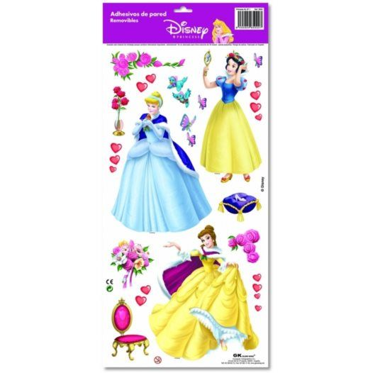 Disney - Disneys Prinsessor Wallies