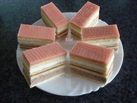 TraRita sütödéje és egyéb munkái : Holland szelet