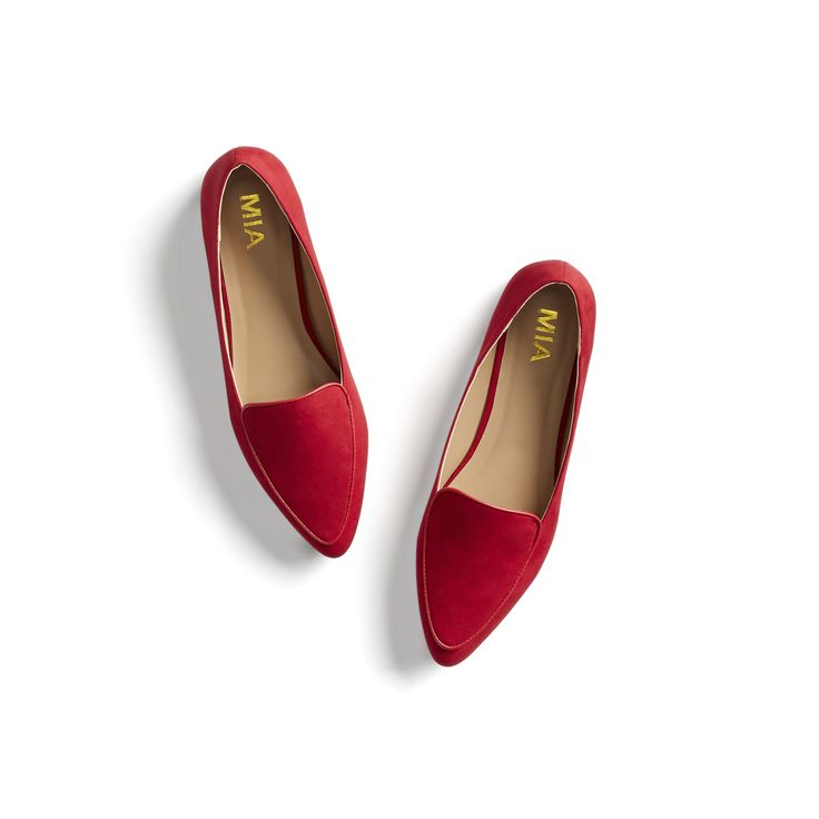Spring Stylist Picks: Red loafder