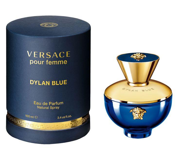 Versace Pour Femme Dylan Blue packshot