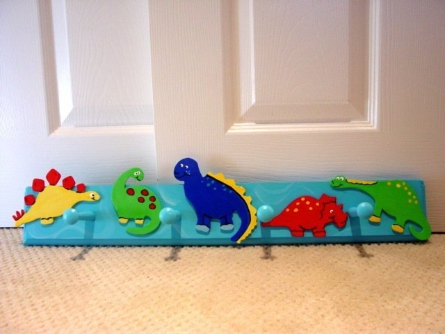 Pinterest for Kids room hooks