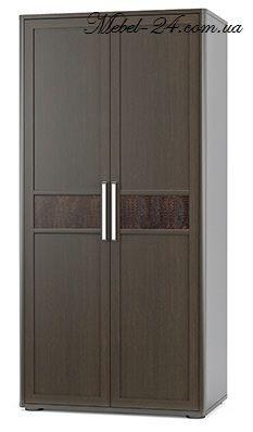 Шкаф 2д Токио, купить шкаф на две двери, для спальни, низкая цена в Украине, готовый со склада Мебель-24