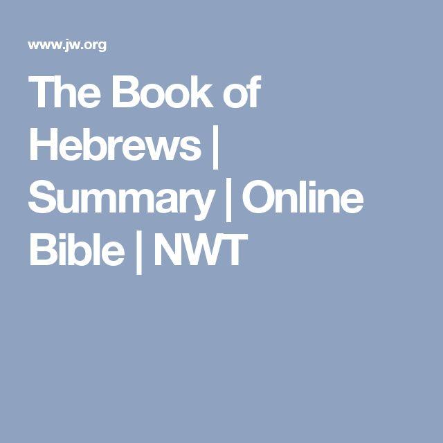 bible quiz on hebrews pdf