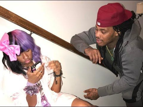 """Waka Flocka """"Throws Crazy $100K Party For His Wife Tammy Rivera Daughter"""" - YouTube"""