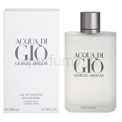 Armani Acqua di Gio Pour Homme woda toaletowa dla mężczyzn | iperfumy.pl