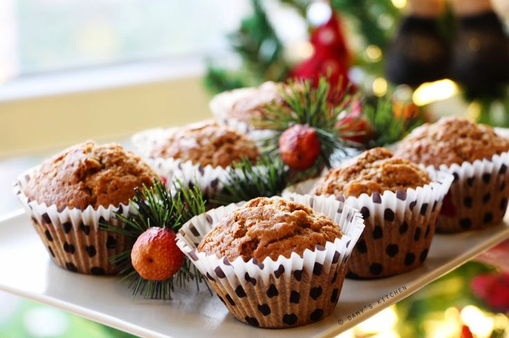 Damy's Kitchen: Havuçlu Muffin / Carrot Muffins