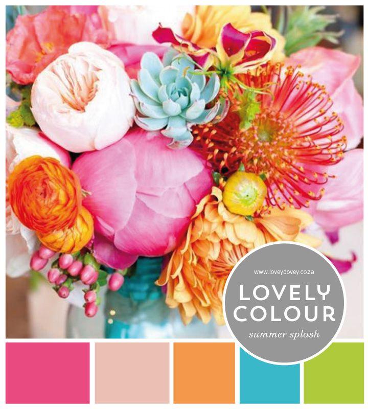 Lovely Colour | Summer Splash
