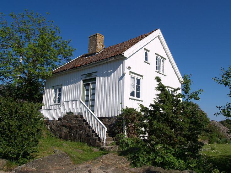 FINN – Unik strandeiendom på Sandøya (ca. 80 meter strandlinje)