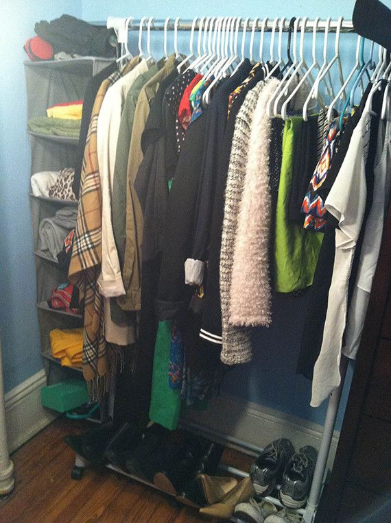 I Decluttered My Closet With The Konmari Method And Here S