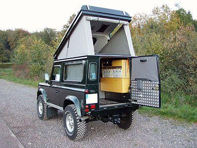 Defender 90 As Campervan Page 4 Landyzone Land Rover