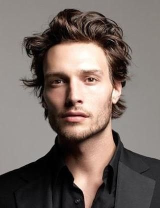 Tousled Hair! Men's Fashion Trends 2014 your-hairstyles.com
