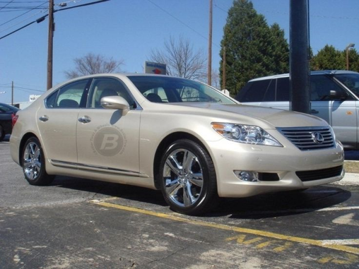 Lexus Ls 460 Chrome Wheels