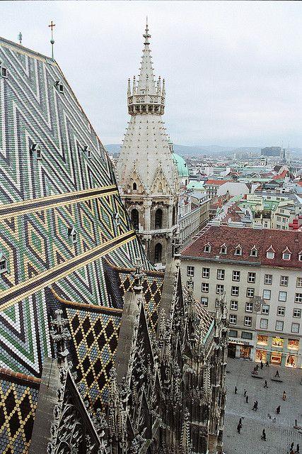Steohansdom, Wien, Austria.