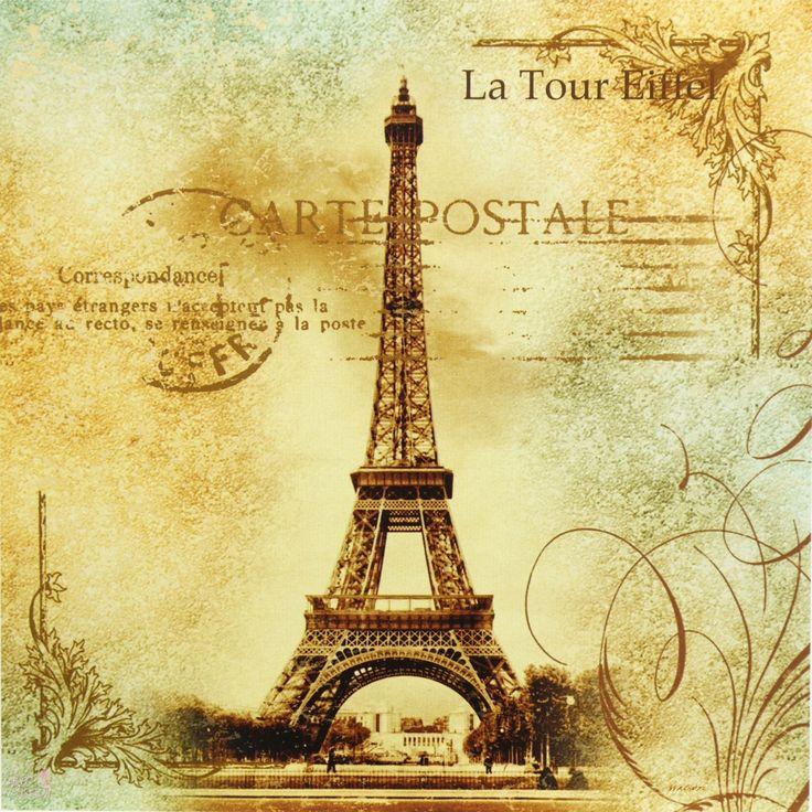 Надписью, рисованные французские открытки