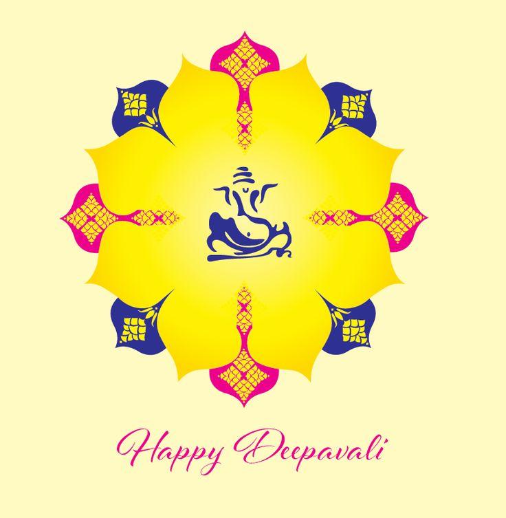 23 best diwali greeting cards 2015 images on pinterest diwali ganesh mandala diwali cards festival cards m4hsunfo