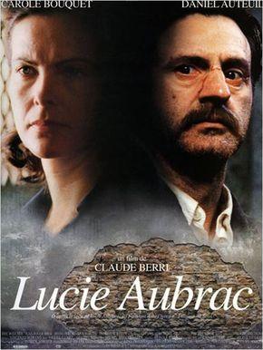 """""""Lucie Aubrac"""" de Claude Berri avec Carole Bouquet et Daniel Auteuil. 1997"""