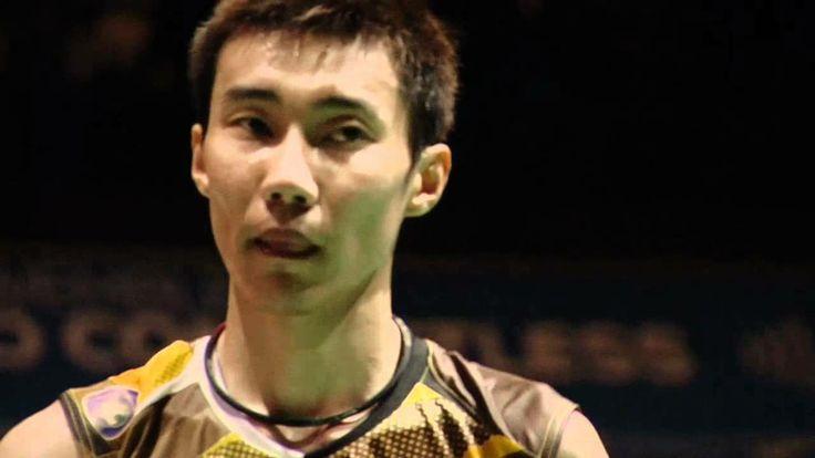 Final - MS - Lee C.W. vs Lin D. - Yonex BWF World Champs '11