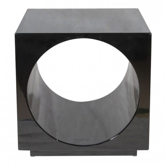 Andrew Martin Soane Side Table Black