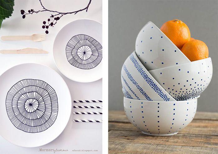 M S De 1000 Ideas Sobre Como Pintar Ceramica En Pinterest