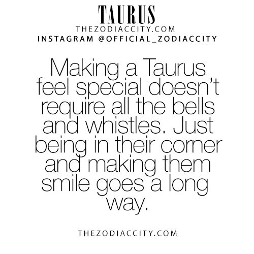 Zodiac Taurus Facts! TheZodiacCity.com - For more zodiac fun facts, click here.