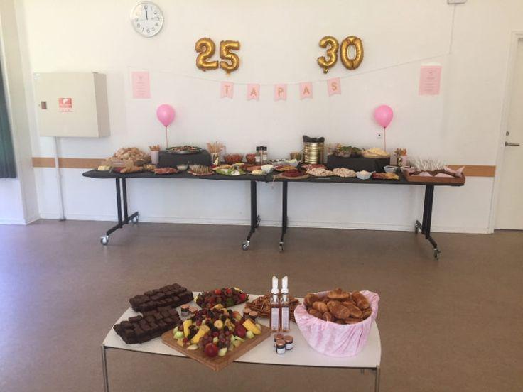 Ideer & inspiration til 25 & 30 års fødselsdag | Velkommen