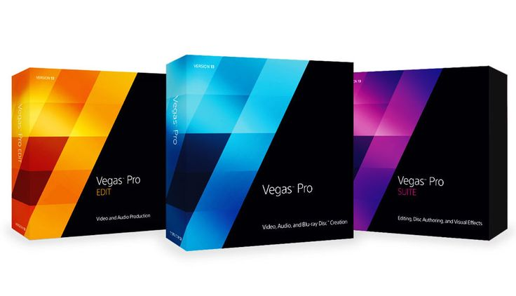 VEGAS has landed - now available from MAGIX