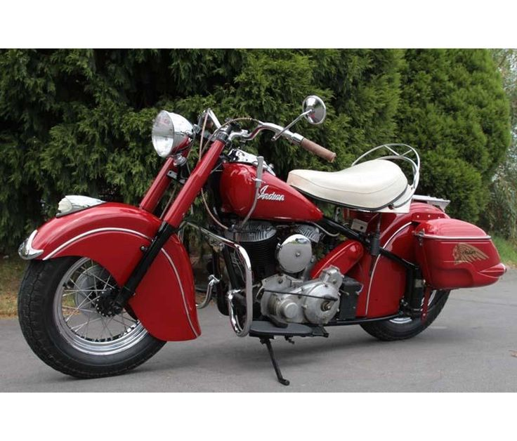 1950s indian motorcycles 1950 Indian Chief for sale